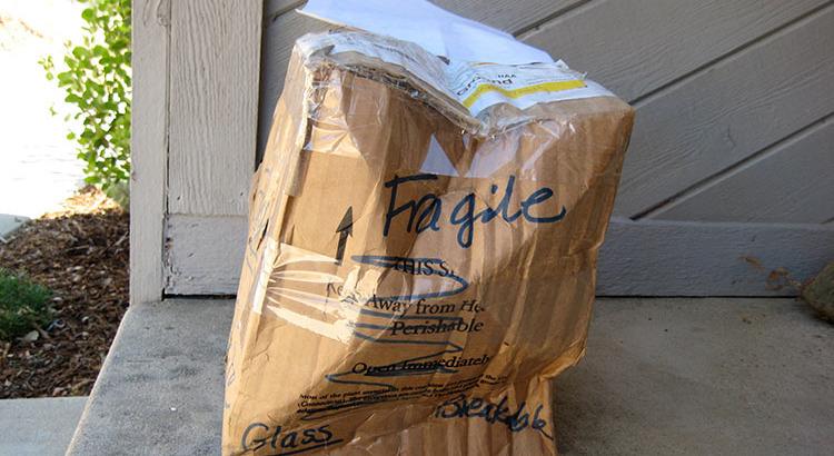 damaged delivery